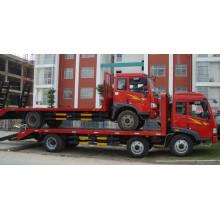 16 ton Jiefang caminhão cama plana de carga