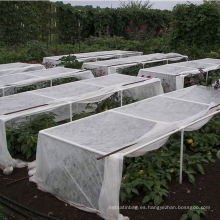 Sss Agriculture Tejido hidrofóbico suave similar al algodón