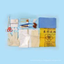 Новые производственные одноразовые стерильные наборы для смены швов