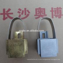 motor de la industria utiliza portaescobillas de cobre 25x32