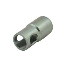 Raccord de tuyau en acier sur mesure 2 axes cnc moulin