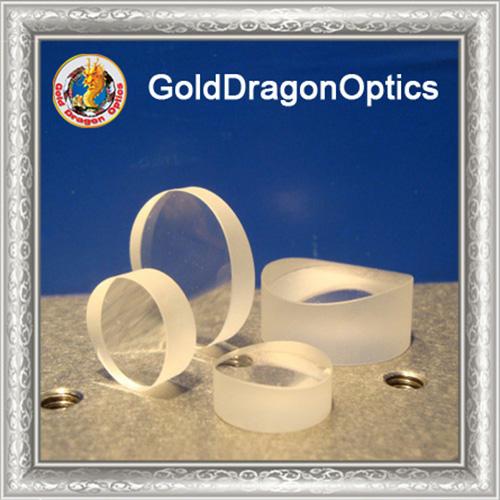 Round Plano Convex Cylindrical Lenses