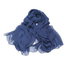 Suger Color Super Large Size Neckwear 784451g5 Polyester Chiffon Scarf