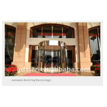 3-4 wings automatic revolving door CN_RS302