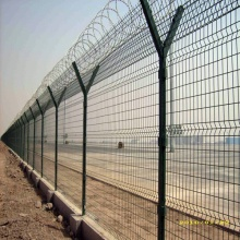 2016 SGS/CE/ISO9001 professional airport security fence
