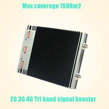 Booster de señal para Tri Band 850 1800 2100MHz Nueva Zelanda Uso