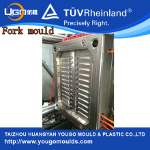 24 Cavity Fork Mould Disposable Products