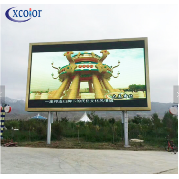 High-Way-Werbung LED-Display
