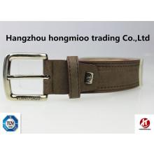 La qualité supérieure personnalise la marque authentique de la conception de ceinture en cuir