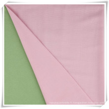 Tissu à rayures en tissu viscose 10s pour robe