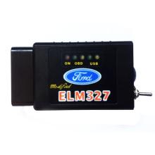 Modifizierte OBD Bluetooth Elm327 mit Schalter für Forscan