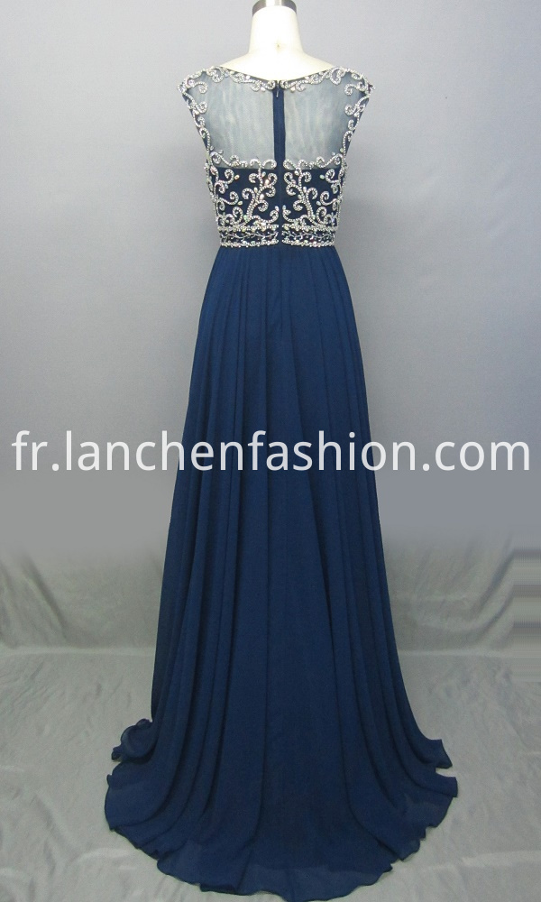 Stunning Chiffon Dress