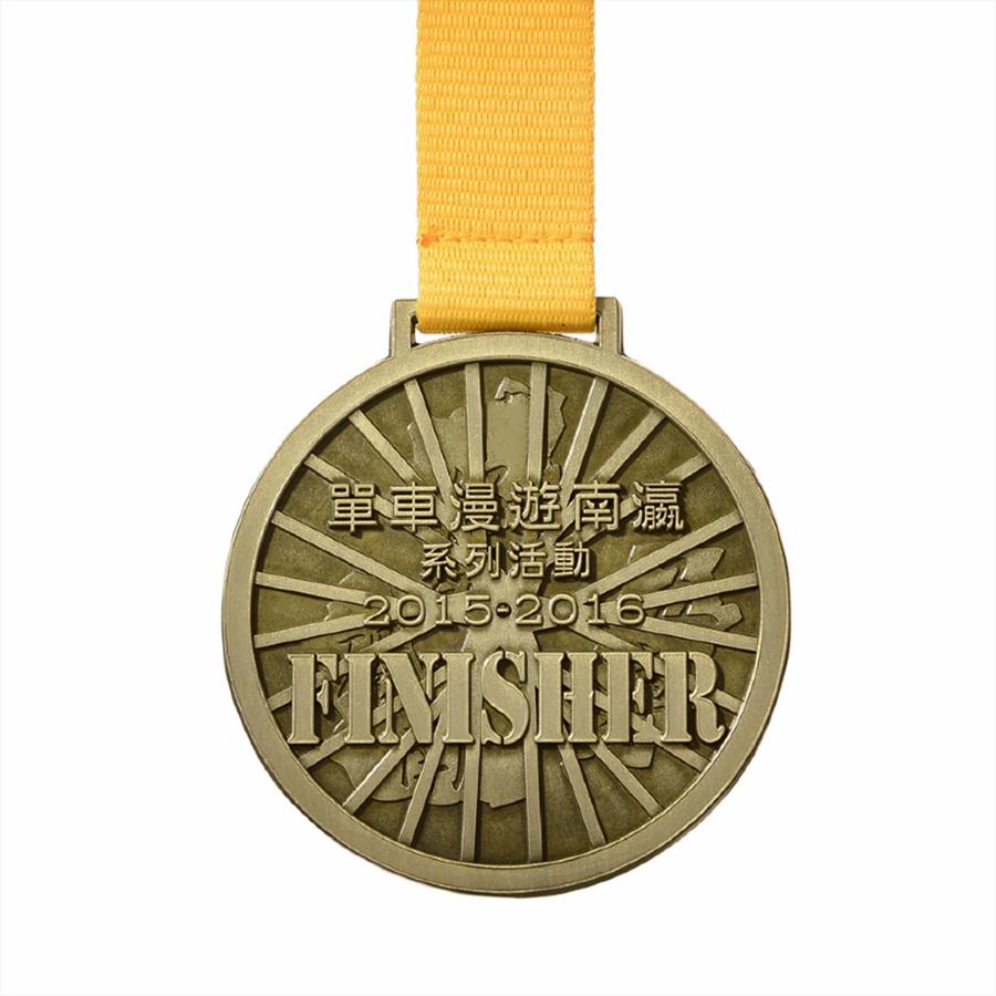 Bicycle Medal Custom