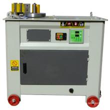 Steel stirrup bending machine