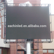 Outdoor Full Color P10 led advertising display screen outdoor in Shenzhen eachinled Advertising Full Color Outdoor Waterproof IP65 Video Sign P10 LED Display Screen