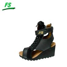 ladies fashion wedge sneaker,ladies shoes,shoes woman
