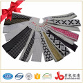 Mattress polyester edged webbing tape used for mattress
