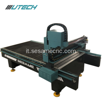 Single Head CNC Router Milling Relief Processing Machine