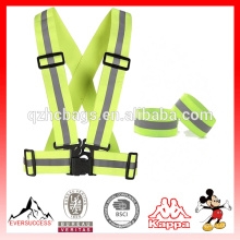 High Quality Running Walking or Cycling Safety Reflective Vest Running