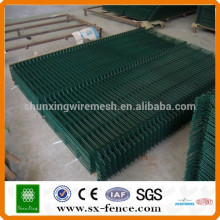 Galvanized wire mesh/welded mesh fence panel