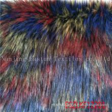Long Pile Faux Raccoon Fur Eszlkf17201