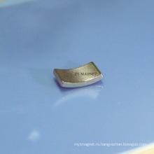 Высокое качество дуги Спеченные неодимовый Магнит Неодимия постоянный сертификат ISO9001/14001