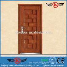 JK-A9008 fashion strengthen steel wooden armored door