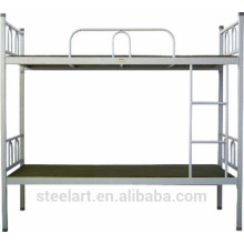 Métal personnaliser le lit superposé adulte de bonne qualité