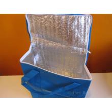 Não tecido saco de gelo piquenique para alimentos congelados (hbcoo-35)
