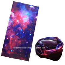 Pañuelo de microfibra multifuncional de diseño personalizado promocional