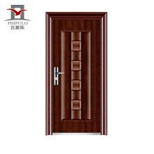 Tamanho padrão da porta da segurança do aço do fabricante da fábrica