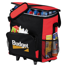 Rolling Cooler Bag for 24-50cans