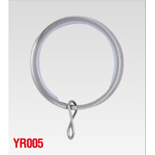Zinc Curtain Rod Rings
