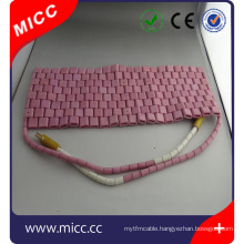 MICC high temperature flexible ceramic heating pad