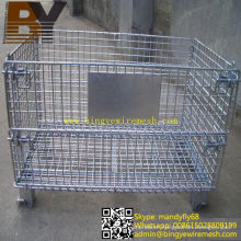 Wire Mesh Container Fruit Basket