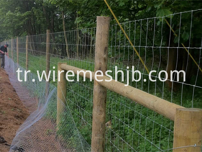 Woven Wire Field Fence