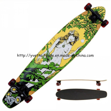 Professional Longboard with High Quality (YV-4090)