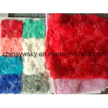 2015 de moda China Manufactorer poliéster Spun PV Plush Fleece