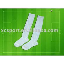 Meias de futebol de nylon