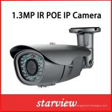 1.3MP Poe IP IR Waterproof Network CCTV Security Bullet Camera (WH8)