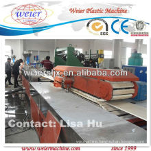Hot sale pvc ceiling machine