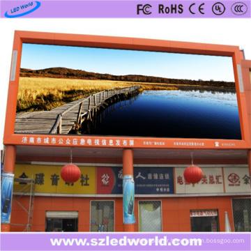Affichage extérieur de panneau de signe de P10 LED de DIP346 pour la publicité