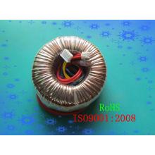 Transformateur de puissance toroïdal de 220V à 380V RoHS