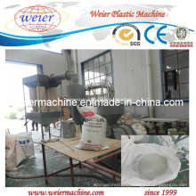 CE Parallel Twin Screw WPC Schleif Extrusionsmaschine