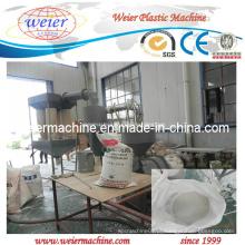 CE Parallel Twin Screw Máquina de extrusão de moagem WPC