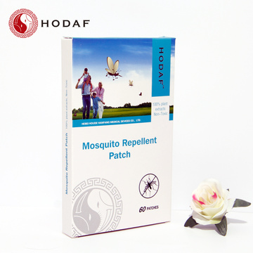 Produk Baru Efektif Nyamuk Repellent Patch