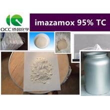 Suprimento direto da fábrica Agroquímico / Herbicida Imazamox 98% TC 4% SL CAS 114311-32-9