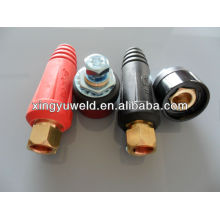 co2 welding torch cable connector