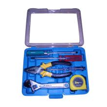 Conjunto de herramientas de mano de emergencia multifuncional 6pcs