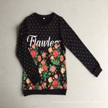 Bedrucktes Sweatshirt für Damen